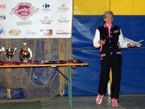 Flavia Ciliberto team manager al Mondiale Under 19 di Softball