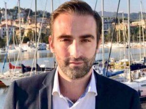 Lorenzo Brogi nuovo assessore allo Sport della Spezia