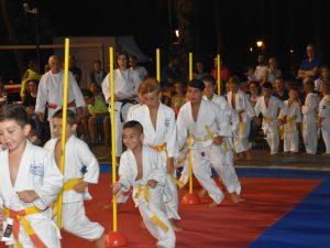 """Successo per """"Judo sotto le Stelle"""" a Ventimiglia"""