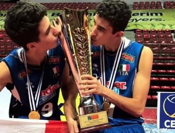 Manuel Biasotto e Francesco Leoni