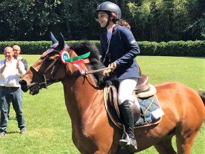Brilla la società Ippica Finalese ai Tricolori Pony