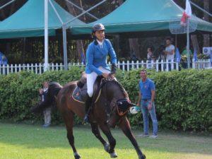 Un giro a cavallo nei parchi di Nervi
