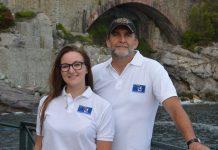 Stella Rossi e Fabio De Ponti.