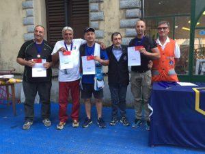 Tutti i campioni regionali specialità Fossa Olimpica