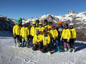Grizzly Snow Team