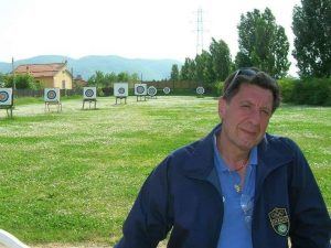 Arcieri Sarzana ricorda il presidente Riccardo Cafagno