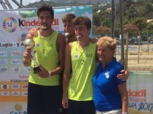 Domenica il Volley Day in Liguria