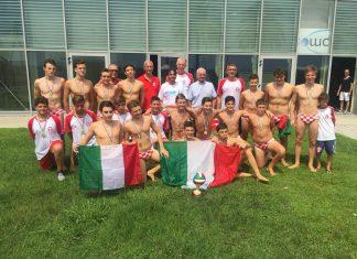 Savona campione d'Italia Under 15