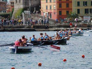 A Santa Margherita Liguri i Tricolori dei Gozzi
