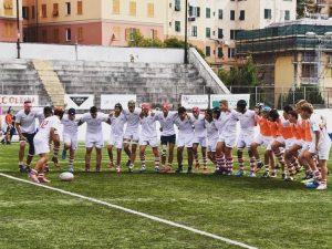 Barrages: vittoria per il CUS Genova