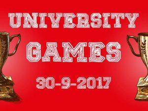 University Games: sabato la prima edizione per i 70 anni del CUS Genova