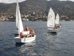 Autorizzate le competizioni sportive e l'attività Scuola di Vela