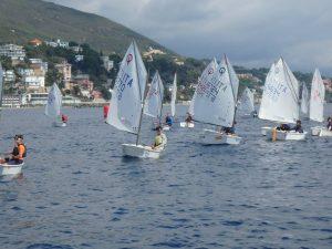 Trofeo Optimist Levante Genova: tutte le tappe