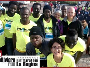 Half Marathon RunRivieraRun ai kenyani Mukuria e Chepngeno