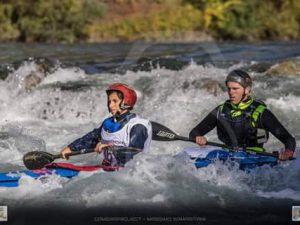 Trasferta positiva per la Sabazia sul fiume Adige