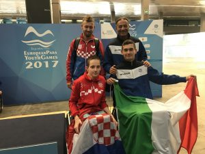 EPYG 2017: ancora una medaglia per Matteo Orsi. Italia prima nel medagliere dell'Atletica