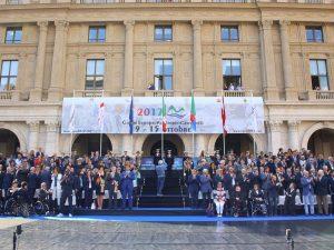 Aperti i Giochi Europei Paralimpici Giovanili in Liguria