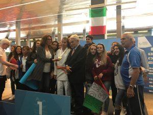 EPYG Liguria 2017: quattro medaglie per i liguri Giordano e Orsi