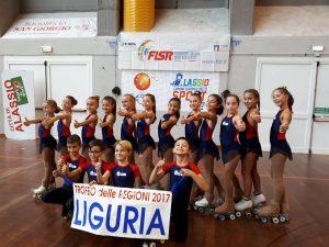 La Liguria pronta per il Trofeo delle Regioni