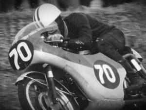 Si è spento Giovanni Burlando, il campione delle gare di moto in salita