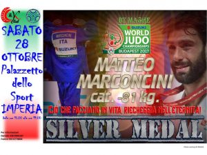 A Imperia lo stage Ok Club con Matteo Marconcini