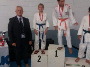 Cresce il Judo in Liguria
