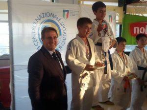 Successo per i Campionati Nazionali di Judo