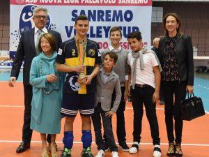 Il Memorial Dado Tessitore sorride al Volley Segrate 1978