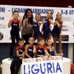 FISR Liguria al Trofeo delle Regioni