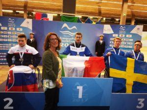 EPYG Liguria 2017: 25 medaglie per l'Italia, anche Matteo Orsi è campione!