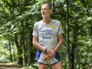 """Anche Marco Olmo alla """"4 Chiese Trail"""" di Loano"""