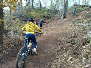 Nuovo sentiero per la scuola Bici Camogli
