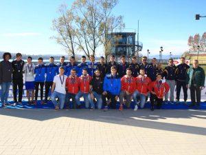 Rowing, Elpis, Samp e Santo Stefano al Mare sul podio a Varese
