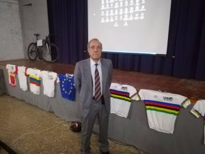 Gio Batta Persi prepara il record italiano dell'ora Over 80