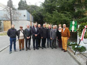 Coni Liguria e Panathlon Genova commemorano i defunti al Cippo di Staglieno