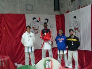 Pape Cherif Ba vince il titolo europeo a squadre