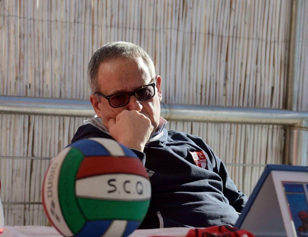 Giorgio Giorgio, presidente Genova Quinto B&B Assicurazioni