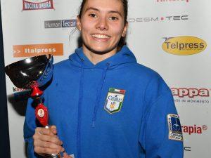 Andrea Vittoria Rizzi conquista il successo a Ravenna
