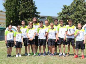 Arcieri Sarzana qualificata per la Coppa Italia Giovanile