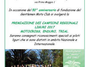 In arrivo la premiazione dei Campioni regionali liguri