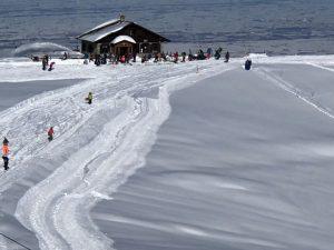 Sabato ad Artesina la Festa dei Babbo Natale sulla Neve