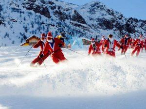 "Sabato ""Babbo Natale sulla Neve"" ad Artesina"