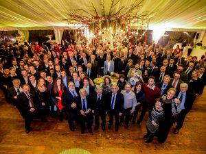 Il CUS Genova festeggia i suoi primi 70 anni