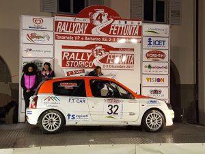 Un ottimo Rally della Fettunta per Gallo Jr