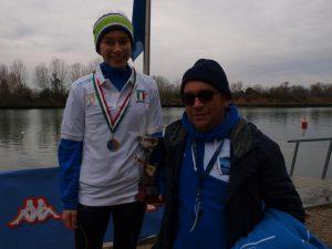 La sanstevese Alice Ramella campionessa d'Italia di Fondo
