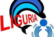 Il logo della Fipav Liguria