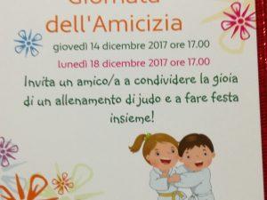 Giornate dell'Amicizia allo Judo Club Ventimiglia