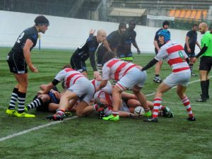Rugby,  Pallavolo, Basket e Hockey nel week end