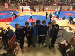 Ventiquattro medaglie per Lanterna Taekwondo alla Junior Cup