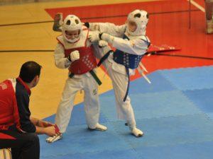 Grande performance per Taekwondolimpico Genova a Quiliano